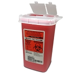 Sharps Container, 1 Quart