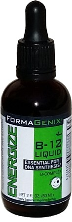 Liquid Vitamin B-12 Complex - 2 oz.