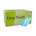 29 Gauge Insulin Syringes by Easy*Touch