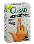 Curad Bandages, Extreme Hold, Assorted Sized - 30 bandages